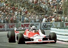 f1  McLaren M29 (Long Beach 1980