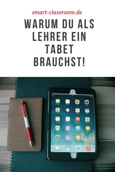 Warum du als Lehrer ein Tablet brauchst The tablet makes everyday life in the classroom and at school easier. School Classroom, School Teacher, Primary School, Elementary Schools, High Schools, Teacher Organization, Organization Hacks, Teacher Comments, Classroom Management Plan
