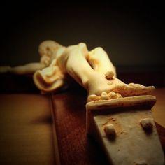 Crucifijo-clavos