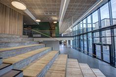 Prosjekter – Fortunen Architects, Stairs, Interior Design, Home Decor, Nest Design, Stairway, Decoration Home, Home Interior Design, Room Decor