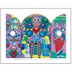 Ulrike Ottinger God of War (mini print) Avant Garde Film, Religious Paintings, God Of War, Vietnam War, Pinball, Paper Size, Pop Art, Agar, Warhol