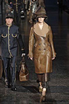 Louis Vuitton outono-inverno 2012/13