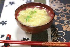 生姜入り ふんわり卵のかきたま汁 by yakko   レシピサイト「Nadia   ナディア」プロの料理を無料で検索