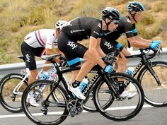 Team Sky | Vuelta a Espana | Gallery | Vuelta a Espana stage eight gallery - Philip Deignan put in another strong performance