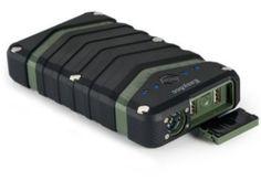 """EasyAcc: Wasserdichte Powerbank mit 20.000 mAh für 34,99 Euro https://www.discountfan.de/artikel/technik_und_haushalt/easyacc-wasserdichte-powerbank-mit-20-000-mah-fuer-3499-euro.php Für 34,99 Euro mit Versand gibt es heute als """"Wow! des Tages"""" eine wasserdichte Powerbank mit satten 20.000 mAh. Das stoßfeste Produkt kann auch als Taschenlampe verwendet werden. EasyAcc: Wasserdichte Powerbank mit 20.000 mAh für 34,99 Euro (Bild: Ebay.de) Die Outdoor-Powerbank"""