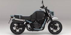 Honda Bulldog Superbike Image
