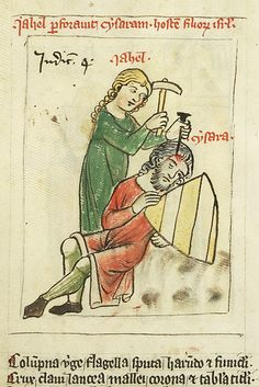 Speculum humanae salvationis, MS M.140 fol. 33r - Images from Medieval and Renaissance Manuscripts - The Morgan Library & Museum