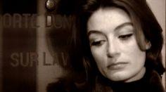 Anouk Aimée in Un homme et une femme (1966)