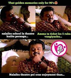 Untitled Tamil Funny Memes, Funny Jok, Comedy Memes, Troll, Memories, Instagram Posts, Kids, Memoirs, Young Children