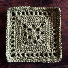 Ravelry: Johnny Square pattern by BabyLove Brand