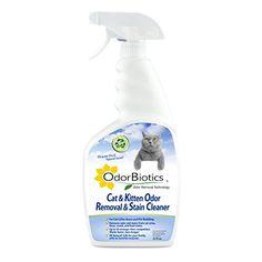 Odor Genie in Lavender Vanilla Grey Litter Genie Plus Cat Litter Disposal System with 8 oz