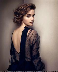 Emma Watson, GQ Magazine / Photoshoot 2013