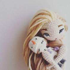 Crochetdolls from Moscow @svetatori Моя малышка от @a...Instagram photo | Websta (Webstagram)