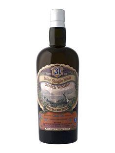 Whisky CAOL ILA 31 ans 1981 54,2% : Pas gouté mais très tentant.