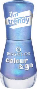 colour & go nail polish 173 over the rainbow - essence cosmetics