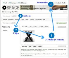 O-Space Help for ePortfolios.