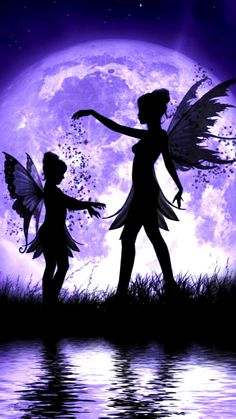 "I imagine this to be my Haley sprinkling her ""Special Sunshine Fairy Dust"" on all of the new fairy angels as they enter the Gates of Heaven. I love you Haley Ann! I LOVE you to the moon, the stars and beyond! Fairy Dust, Fairy Land, Magic Fairy, Magical Creatures, Fantasy Creatures, Sea Creatures, Fantasy Kunst, Fantasy Art, Elfen Fantasy"
