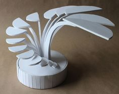 Lesson Plan:  Staircase Sculpture