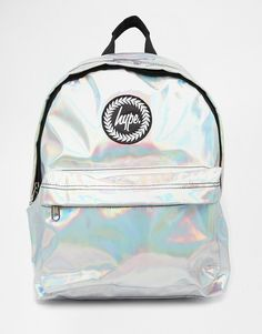 Image 1 of Hype Holographic Backpack