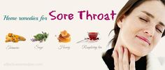 36 Best Natural Home Remedies For Sore Throat Pain