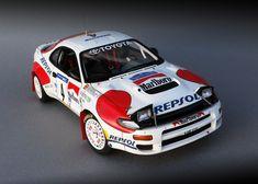 Toyota Celica ST185 - Carlos Sainz 1992 - Tamiya 1/24