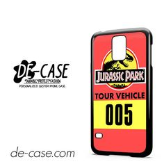 Jurassic Park Tour Vehicle DEAL-5997 Samsung Phonecase Cover For Samsung Galaxy S5 / S5 Mini