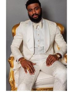Custom Made Groomsmen Pink Jacket / Navy Blue Pants and Tie Groom Tuxedos Peak Lapel Double Breasted Men Suits 2 Pieces New Mens Suits, Dress Suits For Men, Suit Men, Groom Tuxedo, Tuxedo For Men, White Tuxedo Wedding, Ivory Tuxedo, Ivory Wedding, Tuxedo Jacket