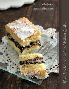 Bulgarian Recipes, Bulgarian Food, Walnut Cake, Dessert Recipes, Desserts, Coffee Cake, Kids Meals, Food To Make, Recipies