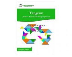 Tangram plansze do samodzielnego wydruku Logos, Logo