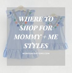 Where to shop for mo