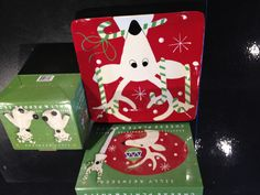 Win a set of Christmas dishes! Enter your name for every $50 spent