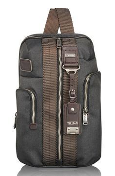Tumi 'Alpha Bravo Monterey' Sling Bag available at #Nordstrom