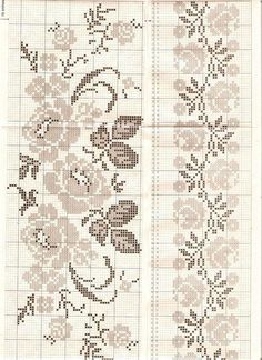 This Pin was discovered by тая Cross Stitch Pillow, Cross Stitch Bookmarks, Cross Stitch Heart, Cross Stitch Borders, Cross Stitch Samplers, Cross Stitch Flowers, Cross Stitch Designs, Cross Stitching, Cross Stitch Embroidery