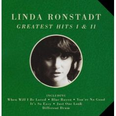 Linda Ronstadt's Greatest Hits, Vol. 1 & 2 by Linda Ronstadt (CD, Rhino) for sale online Linda Ronstadt Greatest Hits, Aaron Neville, I Cant Let Go, Big Songs, Sarah Brightman, Blue Bayou, Roy Orbison, Bmg Music, Country Music Videos