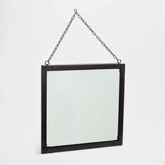 Image of the product Square mirror on a chain