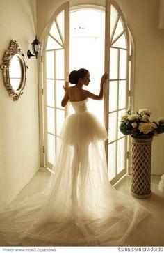 hochzeitsblog-in-due:  Braut - schöne Momente