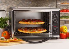 Some people say that microwave convection ovens are unhealthy – but this is completely untrue. A convection microwave oven can be just as healthy as a normal oven so there's really no need to worry over this. Click Here: http://healthymicrowave.com/microwave-safe-container/