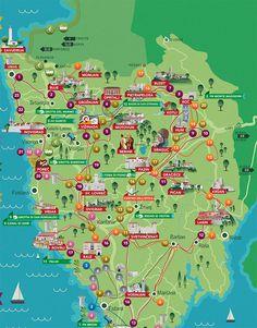 istra map VRSAR - Google pretraživanje