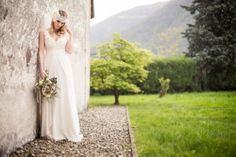 Brautkleid von Barbara von Pföstl