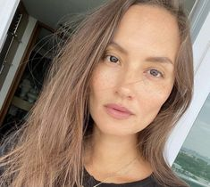 Natural makeup look created with Nude Envie's most popular lipstick, Intuition, cream bronzer, Solace, and cream blush, Greatness Cream Blush, Nude Lipstick, Natural Makeup Looks, Bronzer, Intuition, Popular, Nature, Envy, Naturaleza