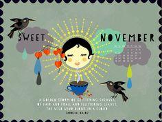 Free Desktop Calender November | Flickr - Photo Sharing!