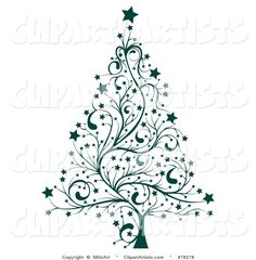 Free Printable Black And White Christmas Trees Description From I Searched