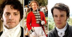 The Definitive Ranking of Jane Austen's Heroes - We bet you can guess where Mr. Darcy lands.