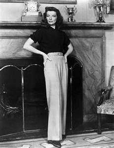 Katharine Hepburn... Love her too