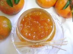 Mari's Cakes: Mermelada de Mandarina - Mandarin Marmalade