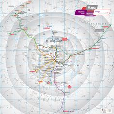 #Madrid public transport map