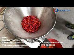 Fresh Chili Pepper Sauce Grinder Making Machine for Malaysia Customer