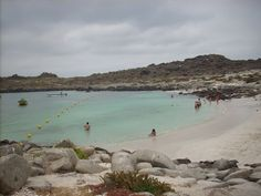 Isla Damas - Chile (photo taken by my) The World, Countries