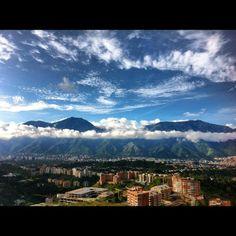 Cerro El Avila, Caracas - Venezuela