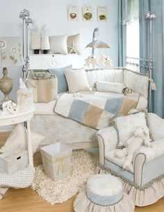 Central Park Crib Bedding